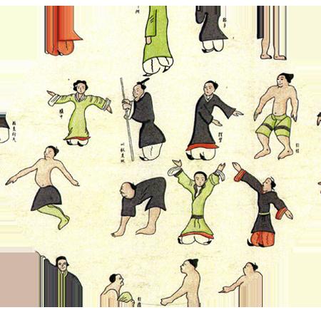Ateliers Qi Gong anti stress