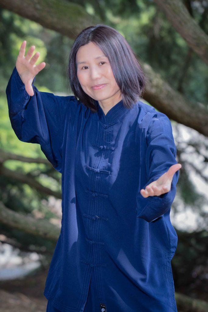 Jin Ling France | Qi Gong & Qi Gong thérapeutique Sceaux