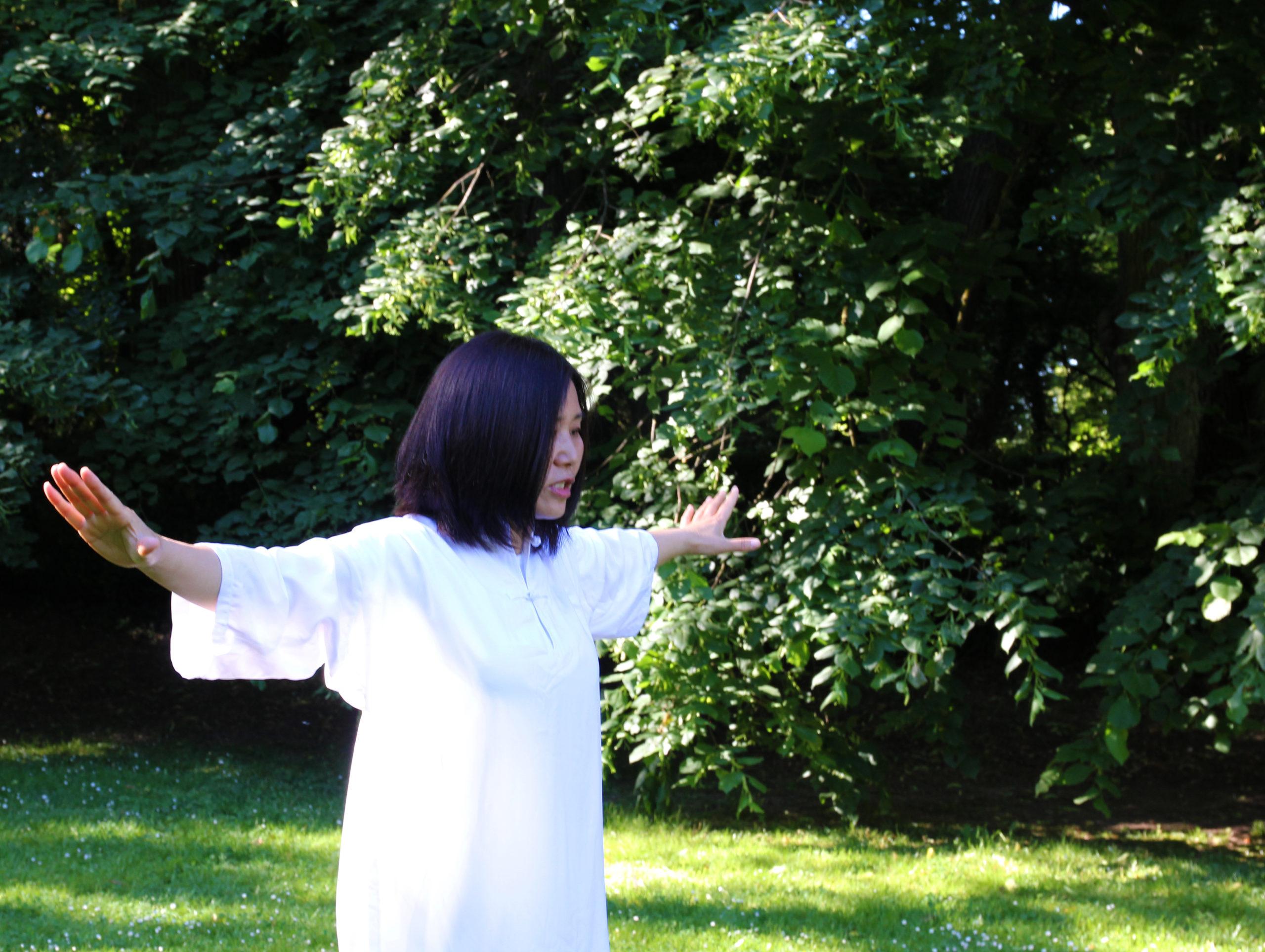 Qi Gong Yi Jin Jing (易筋经)
