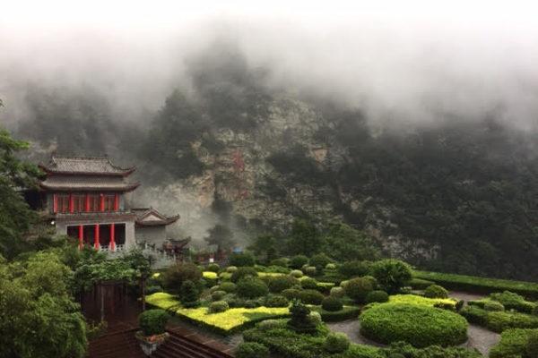 Wudangshan, monts Wu dang, Chine