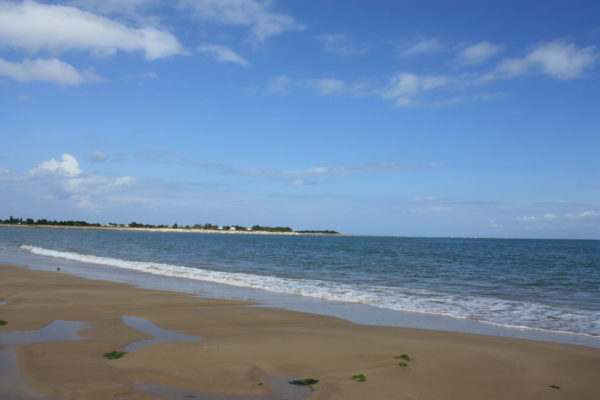 l'ile de Ré - stage Qi Gong - Jin Ling France