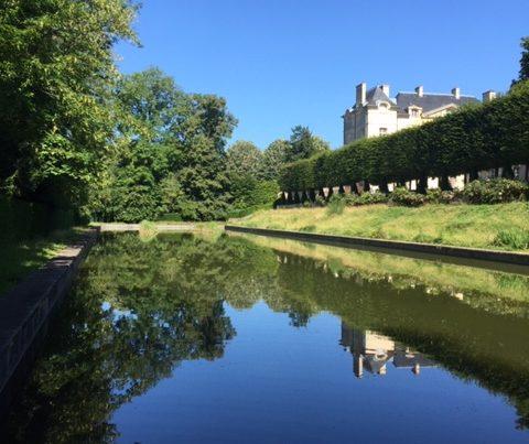 Le petit Bassin du parc de Sceaux